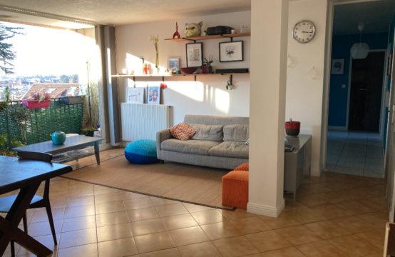 Agréable appartement 3 pièces lumineux