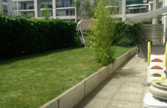 F4 en rez de jardin proche gare JUVISY S/ORGE