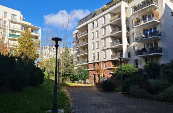 Agréable appartement 59m² lumineux