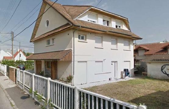 Appartement type 2 pièces 44m²